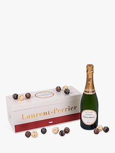 Read more about Laurent-perrier brut champagne and montezuma s truffle set 75cl