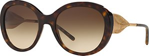 Read more about Burberry be4191 round sunglasses tortoise