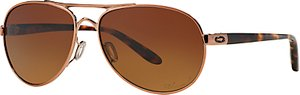 Read more about Oakley oo4108 tie breaker polarised sunglasses brown