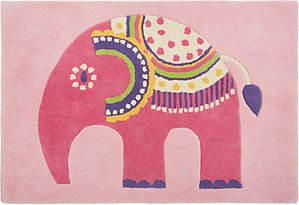 Read more about Little home at john lewis abbey elephant children s rug
