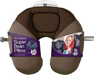 Read more about Go travel 460 bean snoozer travel pillow assorted colours