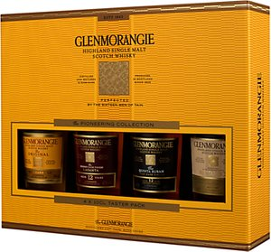 Read more about Glenmorangie tasting 4 pack