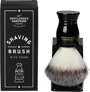 Read more about Gentlemen s hardware shaving brush and stand
