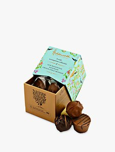 Read more about Holdsworth blue mini cube traditional chocolate truffles