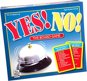 Read more about Yes no the board game
