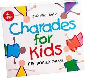 Read more about Charades for kids the board game