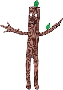 Read more about Stick man plush soft toy