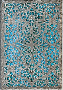 Read more about Paperblanks maya blue address book