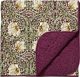Read more about Morris co pimpernel bedspread