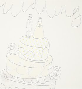 Read more about Caroline gardner wedding day card