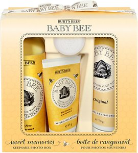 Read more about Burt s bees baby bee sweet memories gift set with photo box