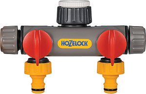 Read more about Hozelock dual tap connector