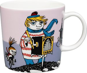 Read more about Finland arabia too ticky mug violet