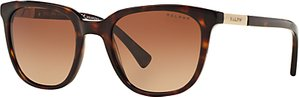 Read more about Ralph ra5206 polarised square sunglasses tortoise