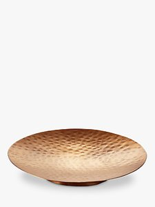 Read more about John lewis hammered small plate