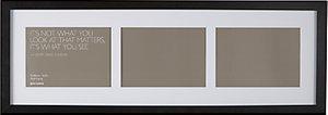 Read more about John lewis multi-aperture box photo frame 3 photo 5 x 7 13 x 18cm