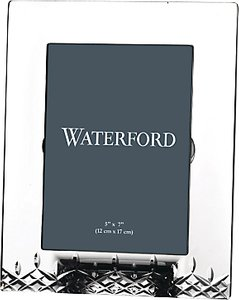 Read more about Waterford crystal lismore essence picture frame 5 x 7