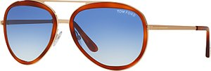 Read more about Tom ford ft0469 sam aviator sunglasses tortoise