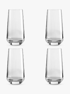 Read more about Design project by john lewis no 018 highball glasses 500ml clear set of 4