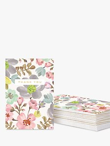 Read more about Caroline gardner thank you notecards pack of 10