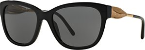 Read more about Burberry be4203 square sunglasses black