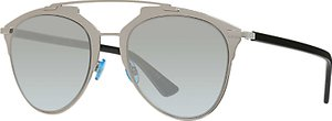 Read more about Christian dior diorreflected aviator sunglasses light gold grey gradient