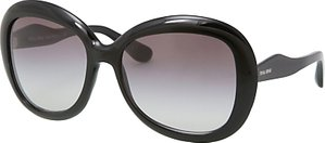 Read more about Miu miu mu 56rs cat s eye sunglasses gold blue