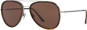 Read more about Giorgio armani ar6039 frames of life aviator sunglasses tortoise