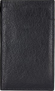 Read more about John lewis katta aniline leather breast wallet black