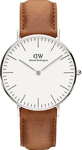 Read more about Daniel wellington women s classic durham leather strap watch
