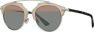 Read more about Christian dior diorsoreal round sunglasses black grey