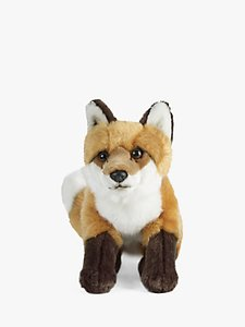 Read more about Living nature fox soft toy large