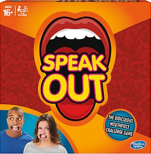 Read more about Speak out game