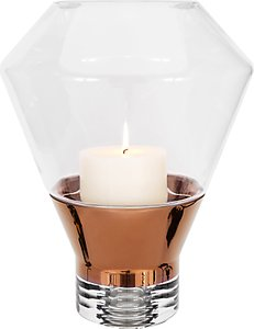 Read More About Tom Dixon Tank Lantern Candle Holder