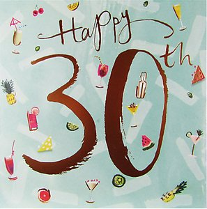 Read more about Cardmix 30th birthday card