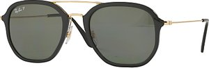 Read more about Ray-ban rb4273 polarised square sunglasses black