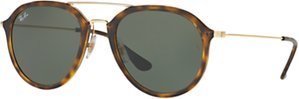 Read more about Ray-ban rb4253 aviator sunglasses tortoise grey
