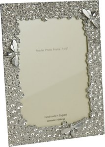Read more about Lancaster and gibbings bee photo frame 7 x 5 pewter