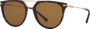 Read more about Bvlgari bv7029 polarised aviator sunglasses tortoise