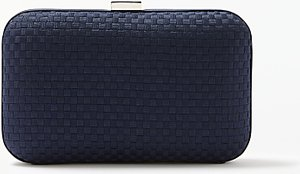 Read more about John lewis stella geo box clutch bag