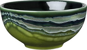 Read more about Poole pottery maya decorative bowl dia 16cm