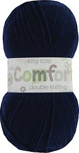 Read more about King cole comfort dk yarn 100g