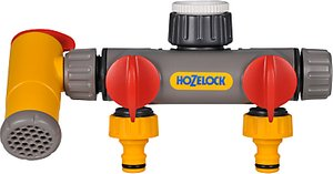 Read more about Hozelock 3 way flowmax tap connector