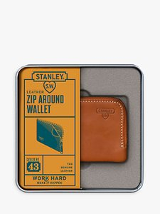Read more about Stanley zip around wallet tan