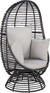Read more about John lewis dakara fusion cabana swivel pod outdoor chair
