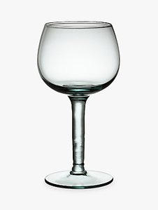Read more about John lewis croft collection recycled glass red wine clear
