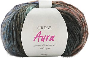 Read more about Sirdar aura chunky yarn 100g