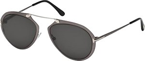 Read more about Tom ford ft0508 aviator sunglasses grey