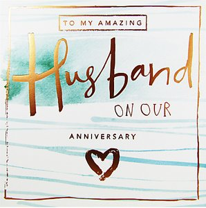 Read more about Cardmix husband anniversary card