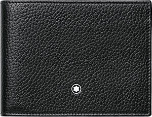 Read more about Montblanc meisterst ck 6 card soft grain leather wallet black